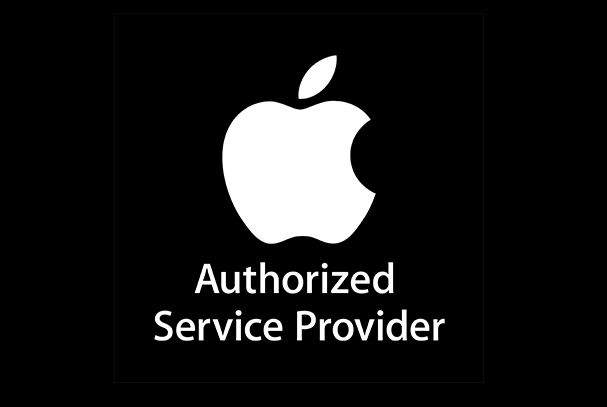 Apple logo service autorizat