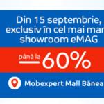 EMAG deshide un nou showroom în Băneasa