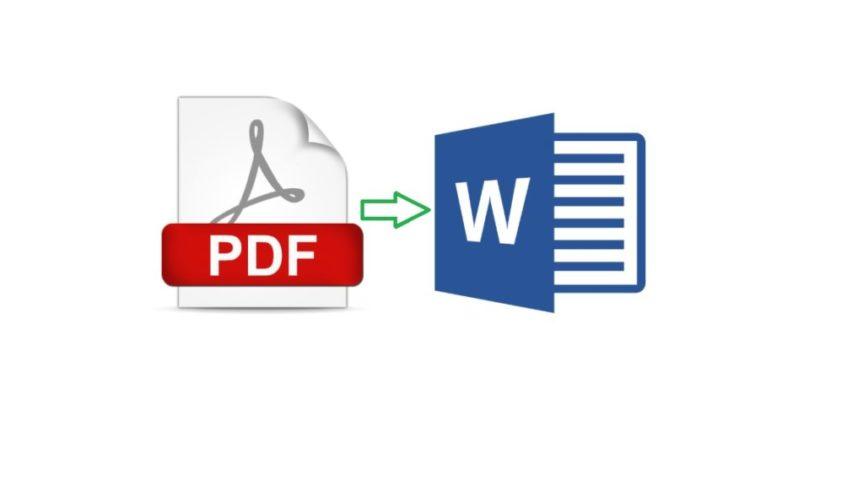 Cum să convertești documente din PDF în Word direct de pe telefon