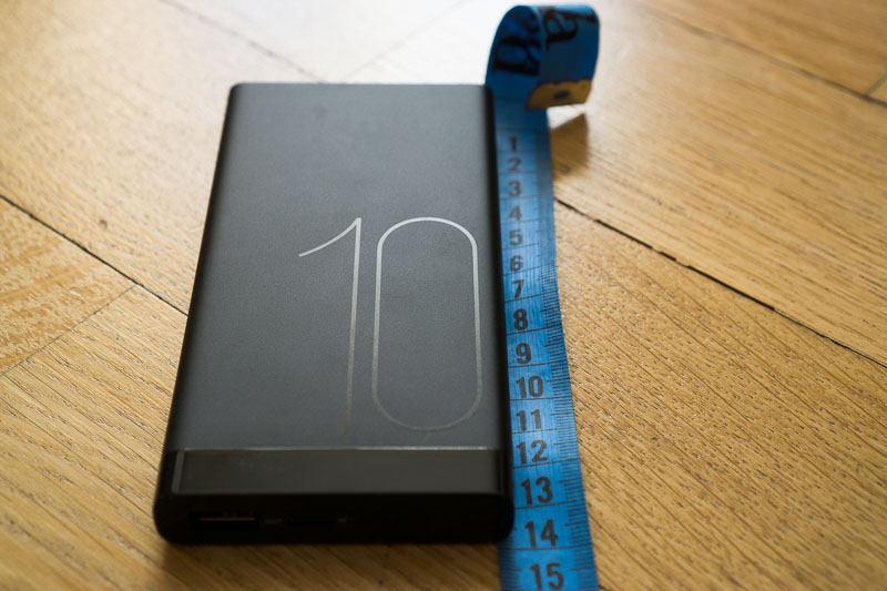 baterie externă Huawei AP09S lungime