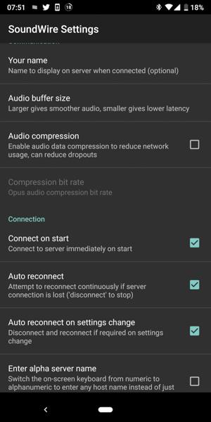 Cum să conectezi două căști wireless prin bluetooth la aceeași sursă audio -setari avansate soundwire