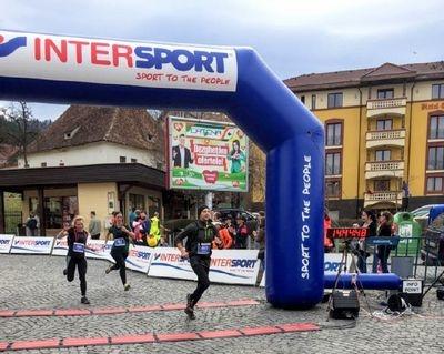 Semimaraton Brasov 2018 linia de sosire