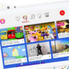 pagina de start youtube kids