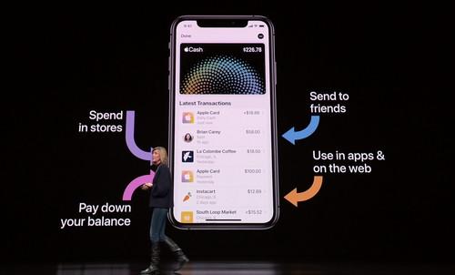 funcții Apple Card