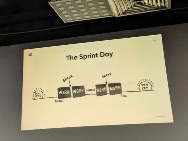 ziua design sprint