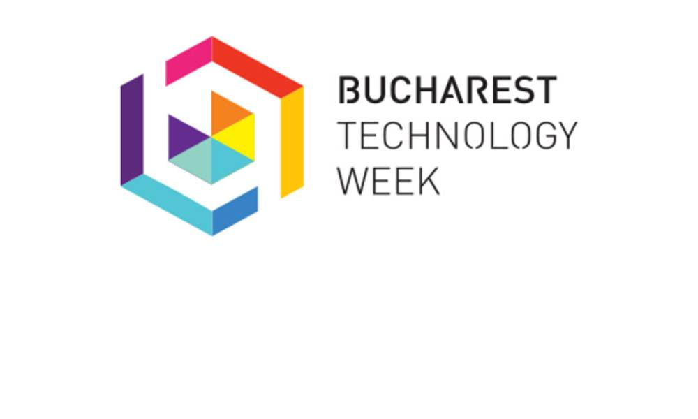 Bucharest Tech week 2019 logo