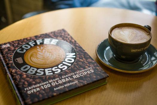 Cafea Impact Roasters in Copenhaga
