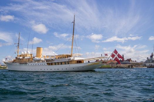 Nava regala a Casei Regale din Danemarca