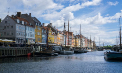 Portul Nyahvn din Copenhaga