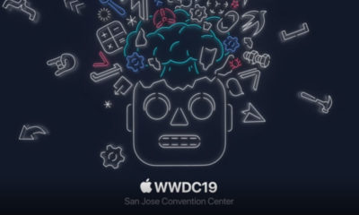 Apple WWDC 19 logo