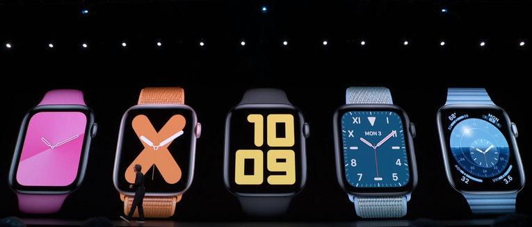 watchfaces noi Apple
