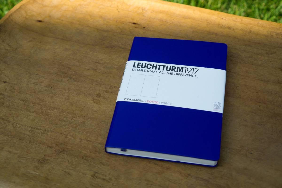 agenda Leuchtturm 1917