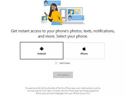 Cum să primești în Windows notificările de pe telefonul tău cu Android 10