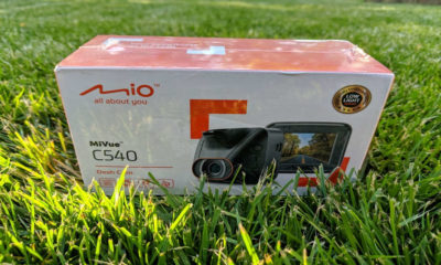camera video auto Mio MiVue C540 header
