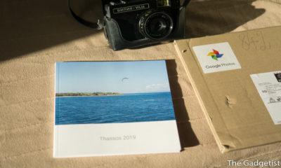 Album cu coperta moale Google Photos
