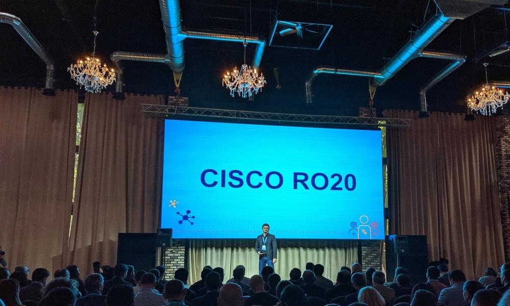Cisco Ro20