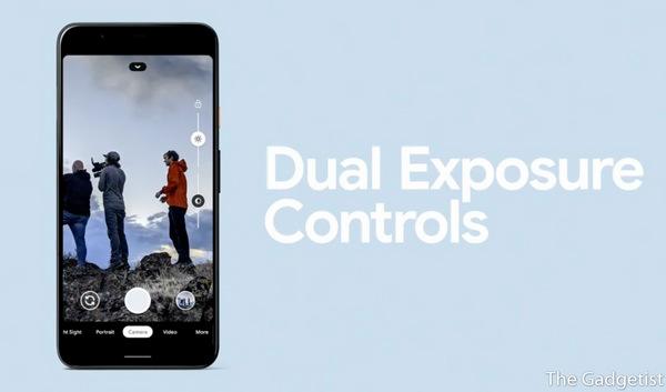 dubla expunere Pixel 4