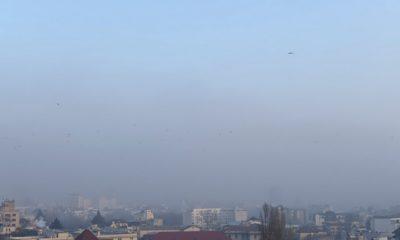 nor poluare in Bucuresti