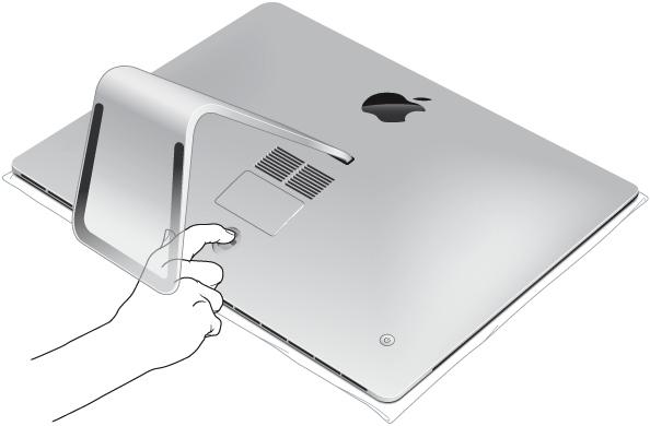 cum sa scoti ram la iMac late 2013