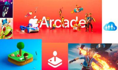jocuri Apple Arcade poster