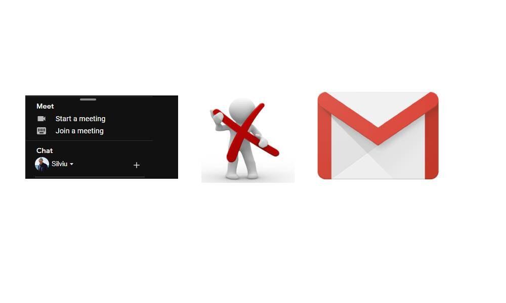 Cum să scapi de Google Meet în bara laterală din Gmail