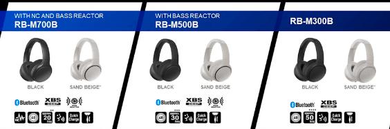 tehnologie Căști Panasonic over ear wireless