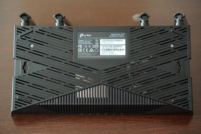 spate TP-Link Archer AX10