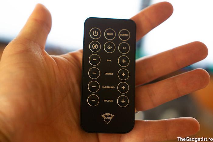 telecomanda Trust GXT 698