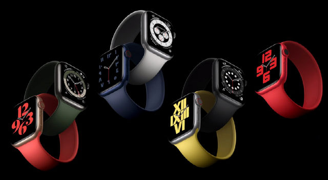 Apple Watch series 6 bratari