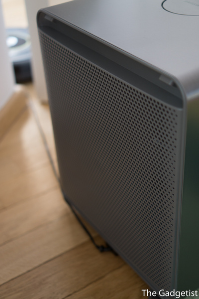 Purificator Samsung Cube_panou frontal