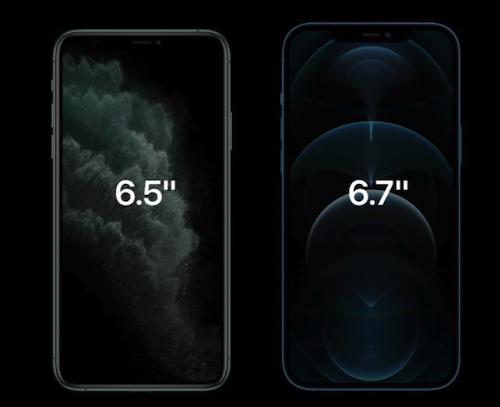 comparatie iPhone 11 Pro max vs iPhone 12 Pro max