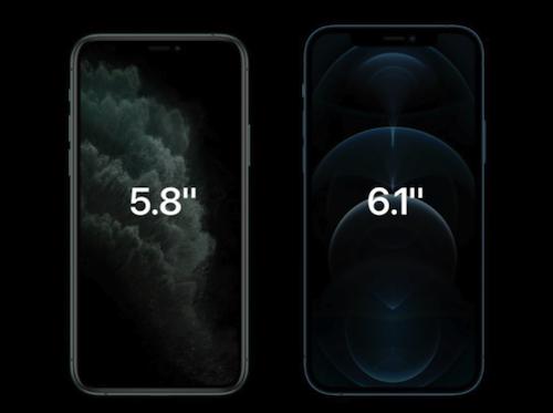 comparatie iPhone 11 pro vs iPhone 12 Pro
