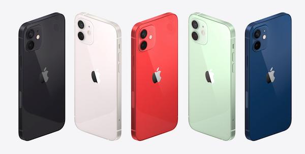 culori iPhone 12