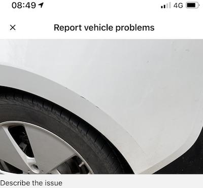 problema raportata