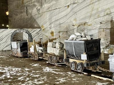 tren mina slanic prahova