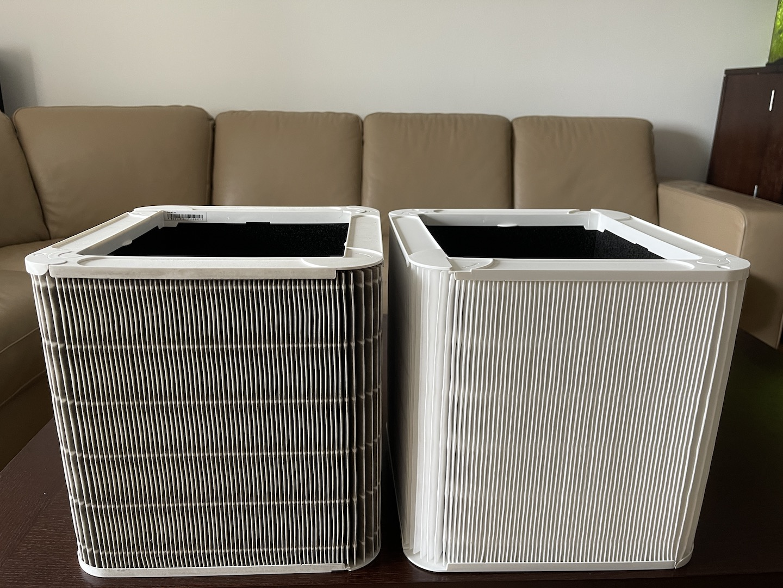 comparatie filtre purificator de aer