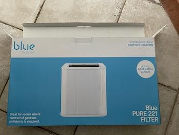 cutie filtru purificator de aer